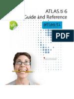 Atlasti v6 Manual