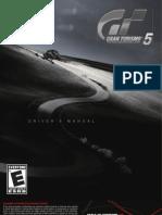 Gt5 Ps3 Manual Final