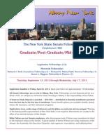 2012-13 Graduate Info