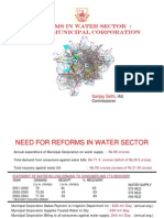 NMC Water Reforms