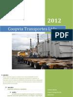 Apresentação Coopvia Transportes Ltda