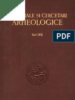 Materiale Cercetari Arheologice VII 1960