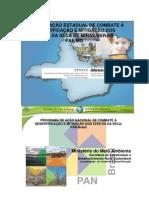 Plano de Combate a desertificação em MG