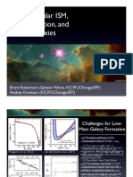 Brant Robertson and Andrey Kravtsov- The Molecular ISM, Star Formation, and Dwarf Galaxies