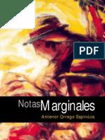 Notas marginales / Aforísticas / El monólogo eterno por Antenor Orrego
