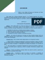 PL_Codigo_Posturas_LEI_2205-1996
