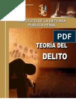Teoria Del Delito - Idpp - Guatemala