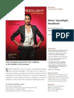 Amherst Media's Nikon Speedlight Handbook