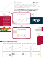 Wafer Series Print Guidelines
