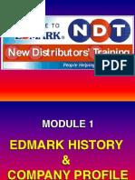 Edmark Seminar Ndt First