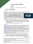 devoir n°2 stat2008-2009 ppa euroscourants -constants