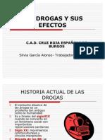 Historia Actual de Las Drogas