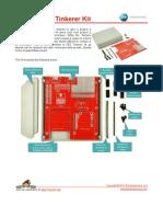 Broch FEZ Panda II Tinkerer Kit