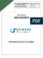 Guia Basica Indicadores Version 0 0