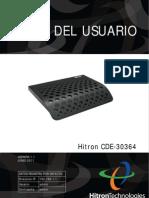 Hitron CDE 30364 Guia Del Usuario