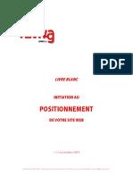 Petit Guide du Positionnement SEO (2009, FR)