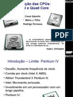 Evolução+das+CPUs+-+Dual+e+Quad+Core