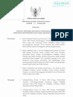 Peraturan KPU No. 10 Tahun 2009