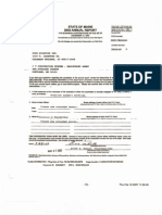 Doss Aviation, Inc. Redacted 2003 Statement of Ownership to Maine Sec. of State