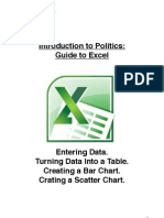 Excel Guide