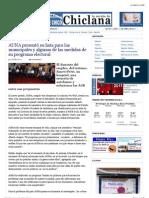 """Vista previa de """"puentechico.com"""""""