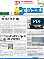 The Beacon - January 26, 2012