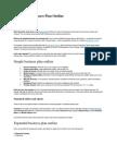 A Standard Business Plan Outline