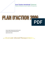 Plan d'Action 2009