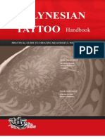 The Polynesian Tattoo Handbook Samples
