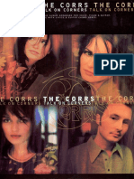 The Corrs - Talk on Corners Songbook)