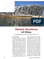 China's Olympic Structures NBM CW Nov 08