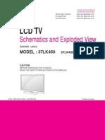 37LK450 Schematics
