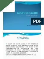 50. GOLPE DE CALOR