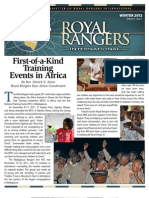 RRI Winter Newsletter