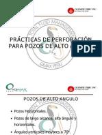 Drilling Practices Limpieza Alto Angulo