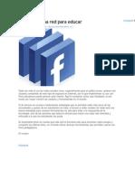 Facebook Para Educar