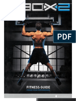 P90x2 fitness guide. Pdf.