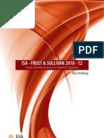 ISA-F&S 2010-12 Executive Summary