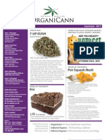 Organicann Newsletter September 2011