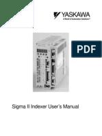 Yaskawa Manual Sigma II