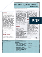 Weekly Bulletin 1.27.12