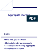 Aggregate Storage