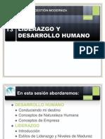 1.- T3 Liderazgo y Desarrollo Humano 2007