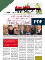 Materiales Internacionales, nº 12, febrero 2009