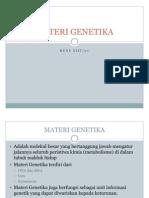 Materi Genetika