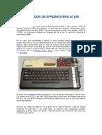 Grabador Eproms Para Atari