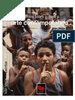 62253169 Escritos Sobre Cultura y Arte Contemporaneo Ivan Mejia