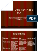 Renta II e Iva - Diapositivas