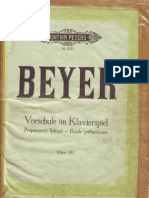 Ferdinand Beyer - Metodo rio Para Piano Op. 101