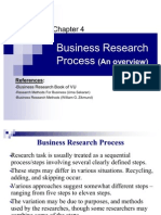 04. Business Research Process (an Overview)